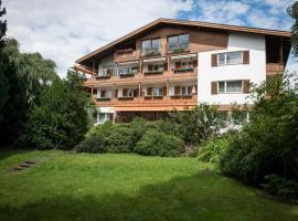 Waldhaus Igls, apartment in Innsbruck