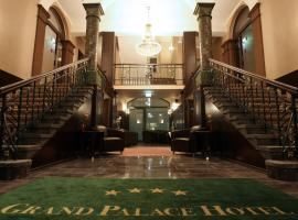 Grand Palace Hotel Hannover, hotel in Hannover