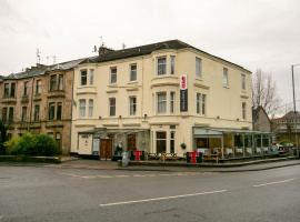 OYO The Ivory Hotel, hotel in Glasgow