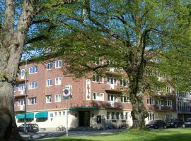 Hotel Victoria - Fredrikstad, hotell i nærheten av Gamlebyen i Fredrikstad