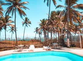 Pitaya Beach House - Charming Village By the Sea, apartment in Salvador