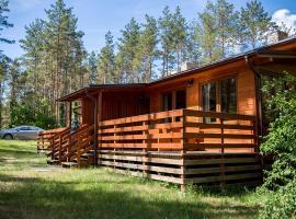 Ośrodek Wypoczynkowy Sudomie, family hotel in Kościerzyna