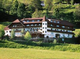 Hotel Restaurant Stigenwirth, hotel a Kreischberg környékén Krakauebenében