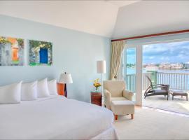 ニューステッド ベルモント ヒルズ ゴルフ リゾート & スパ、Mount Pleasantのホテル