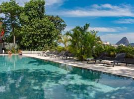 Villa Paranaguá Hotel & Spa, хотел в Рио де Жанейро