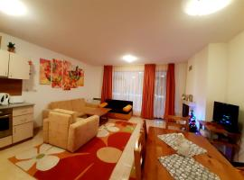 Апартамент КАРЛИН, apartment in Pamporovo