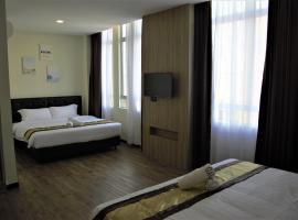 GILL GARDEN BOUTIQUE HOTEL, hotel di Melaka