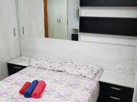 FLAT COMPLETO EM BOA VIAGEM JUNTO AO SHOPPING, apartment in Recife