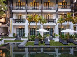Aksara Heritage, luxury hotel in Chiang Mai