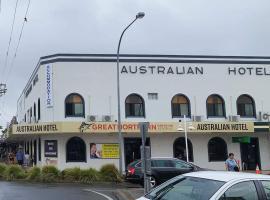 Australian Hotel, hotel near Ballina Byron Gateway Airport - BNK,