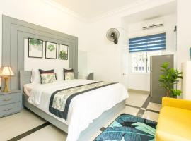 SPOT ON 667 Minh Anh Villa Coffee And Apartment, hotel in Danang
