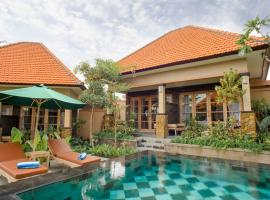Auma Villa by Prasi, resort village in Ubud