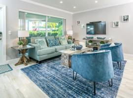 Modern Designer Home 2br-2ba, Full Kitchen, Near Beach, Patio, BBQ, Private Yard, Peaceful Neighborhood, hotel near Johns Siding Railroad Station, Fort Lauderdale