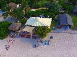 Casa Cabana Beach, hotel in Vilanculos