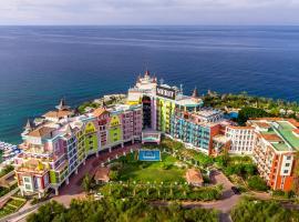 Merit Crystal Cove Hotel Casino & SPA, hotel in Kyrenia