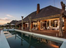 Tala Collection Private Game Reserve, lodge in Silverton