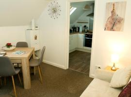 Uttoxeter Apartments, apartment in Uttoxeter