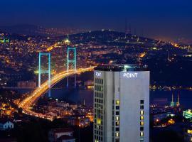 Point Hotel Barbaros, hotel in Besiktas, Istanbul