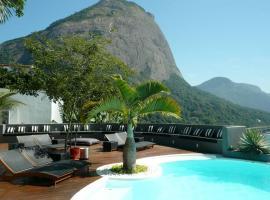 La Suite by Dussol, guest house in Rio de Janeiro