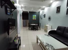 DF ZaheenulFitri Homestay (Muslim Homestay), homestay in Seremban