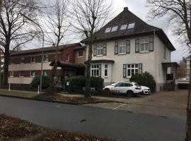 Apartmenthaus Kaiserstraße Apartment 3, hotel in Bad Oeynhausen