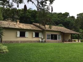 Relax na Montanha, pet-friendly hotel in Itaipava