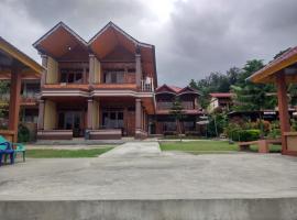 Gokhon Guest House, guest house in Tuktuk Siadong