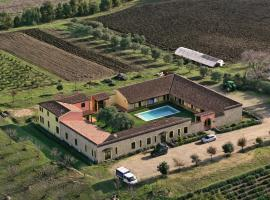 Su Massaiu, farm stay in Turri