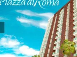Piazza di Roma, hotel em Caldas Novas