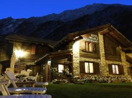 Hotel Meublé Valereusa, hotel near Parco Nazionale del Gran Paradiso, Cogne