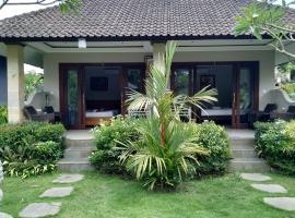 Putu's Paradise Guesthouse, hotel near Bebek Bengil, Ubud