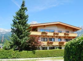 Ferienwohnungen Hochfilzer, apartment in Ellmau