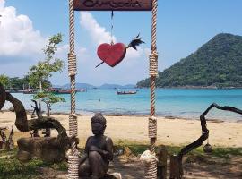 Cupido Beach SPA Resort, resort in Koh Rong Sanloem