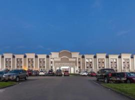 Wingate by Wyndham Detroit Metro Airport, hotel in Romulus
