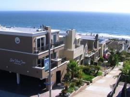 The Sea View Inn At The Beach, hotel in Manhattan Beach