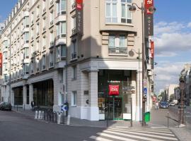 ibis Paris Gare du Nord Château Landon 10ème, hotel near Ourcq Metro Station, Paris