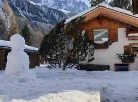 Le Bivouac, hotel in Chamonix