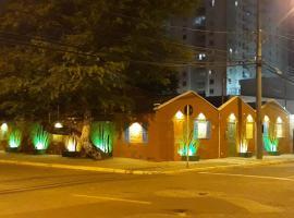 Casa do Sertão - Vila Aju, hotel with jacuzzis in Aracaju
