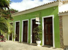 Pousada Flamboyan, homestay in Rio de Contas