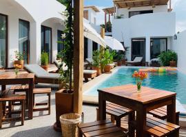 Casa Beu, hotel in Puerto Escondido
