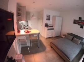 Djokovic's Apartment, appartement à Colmar