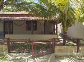 Maragogi Praia de Antunes Chalé 1, accessible hotel in Maragogi