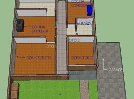 Hopedaje Argento, capsule hotel in Presidente Derqui