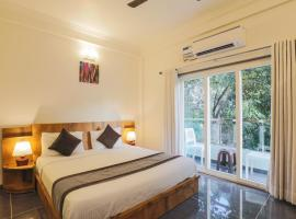 Aaria Residency, B&B in Arambol