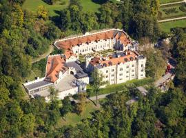 Hotel Štekl, hotel v Hluboké nad Vltavou