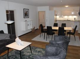Dünenhaus Wohnung 14, Ferienwohnung in Travemünde
