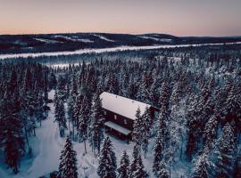Villa Happy Fox, huoneisto Rovaniemellä