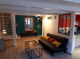 CENTRE HISTORIQUE T3 DUPLEX, apartment in Béziers