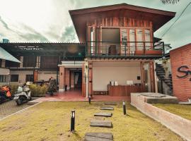 Sylvis Hostel Chiangmai, hostel in Chiang Mai
