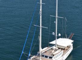 DVI MARIJE, boat in Palermo